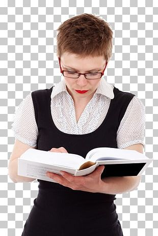 Stock.xchng Book The Hollow Ground Woman Reading PNG