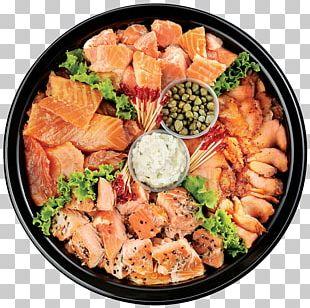 Osechi Sushi Smoked Salmon Full Breakfast Side Dish PNG