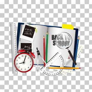 Learning School Supplies PNG