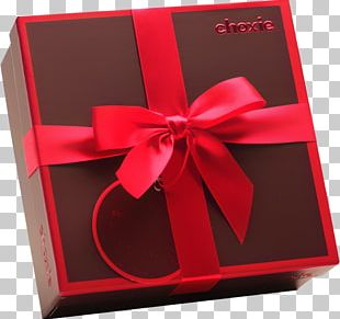 Valentines Day Gift Box Chocolate PNG
