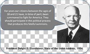 Dwight D. Eisenhower Public Relations Human Behavior Conversation Font PNG