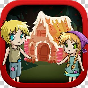 Hansel And Gretel Fiction Bread Crumbs Magazine PNG