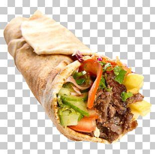 Doner Kebab Wrap Turkish Cuisine Deniz Kebab House Turkish Kitchen PNG