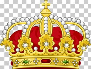 Crown King Royal Family PNG