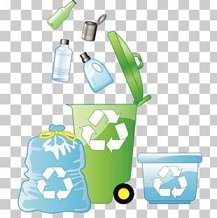 Plastic Bag Paper Recycling Waste Bin Bag PNG