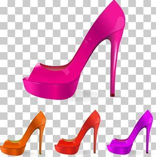 High-heeled Footwear Designer Elevator Shoes PNG