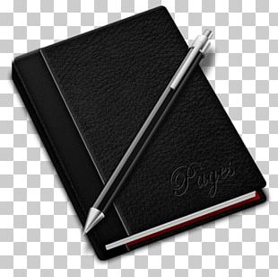 Brand Notebook Wallet PNG