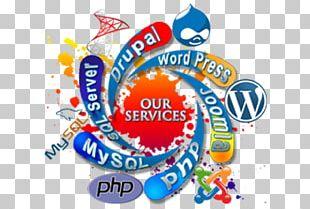 Web Development Joomla Web Design Content Management System Software Development PNG
