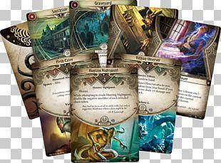Arkham Horror: The Card Game Set Fantasy Flight Games PNG