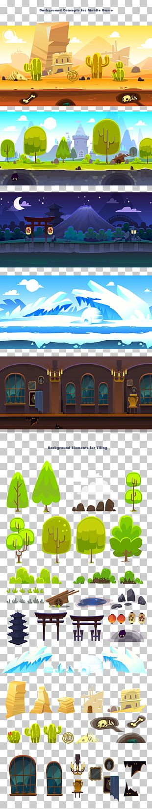 Model Sheet Concept Art User Interface Game PNG