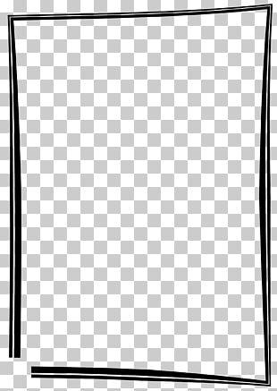 Borders And Frames Frames Black PNG