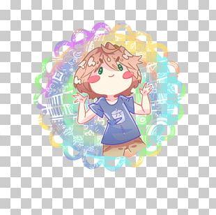 Balloon Cartoon Pink M Character PNG
