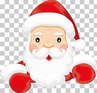 Santa Claus Ded Moroz Reindeer Christmas PNG