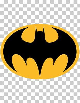 Batman Logo Bat-Signal PNG