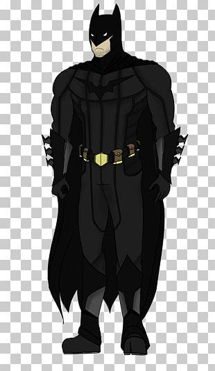 Batman: Earth One Batsuit Costume The New 52 PNG