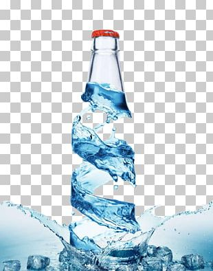 Bottled Water Purified Water Water Bottle PNG