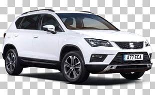 SEAT Ibiza Car Sport Utility Vehicle SEAT Ateca XCELLENCE PNG