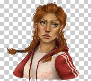 Brown Hair Hair Coloring Dead By Daylight Human Hair Color PNG