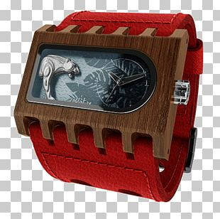 Watch Wood Clock Dial Strap PNG
