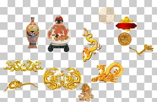 Chinese New Year Luck Ceramic PNG