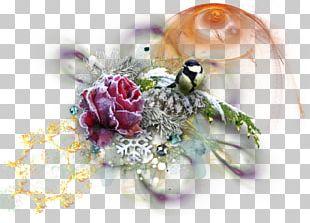 Cut Flowers Floral Design Flower Bouquet Christmas PNG