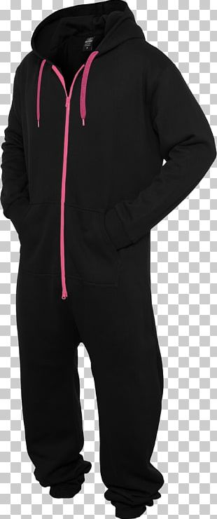 Jumpsuit T-shirt Boilersuit Polar Fleece Zipper PNG
