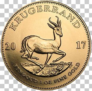 Krugerrand Gold As An Investment Gold Coin Bullion Coin PNG
