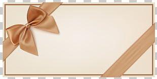Voucher Gift Card Illustration PNG
