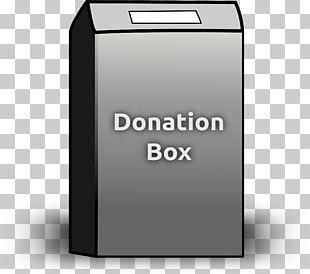 Donation Box Charitable Organization Charity PNG