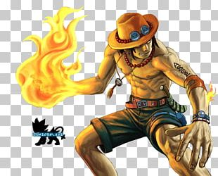 Monkey D. Luffy Portgas D. Ace Donquixote Doflamingo One Piece Rendering PNG