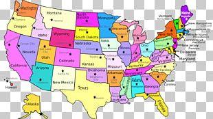U.S. State World Map Virginia Inside U.S.A. PNG