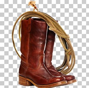 Cowboy Boot Lasso Stock Photography PNG