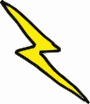 Harry Potter Lightning Drawing PNG