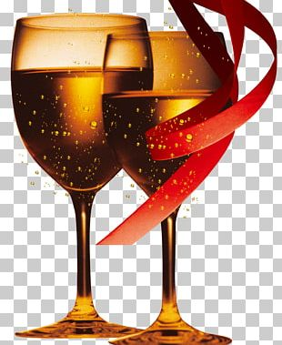 Red Wine Cup PNG
