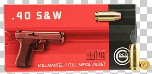 .40 S&W Ammunition Firearm Full Metal Jacket Bullet Smith & Wesson PNG