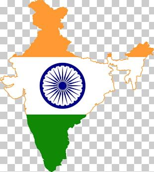 Flag Of India Map Wikipedia PNG