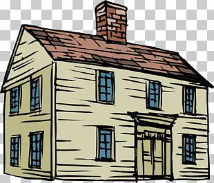 Home Building Cartoon PNG
