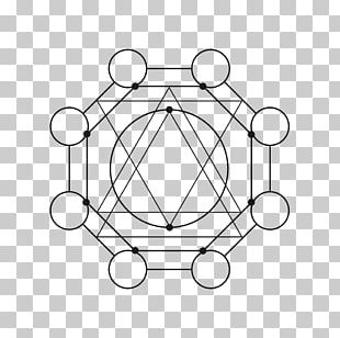 Line Art Circle Point Angle PNG