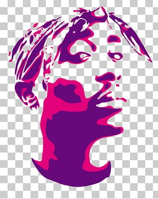 Digital Art Painting Stencil PNG