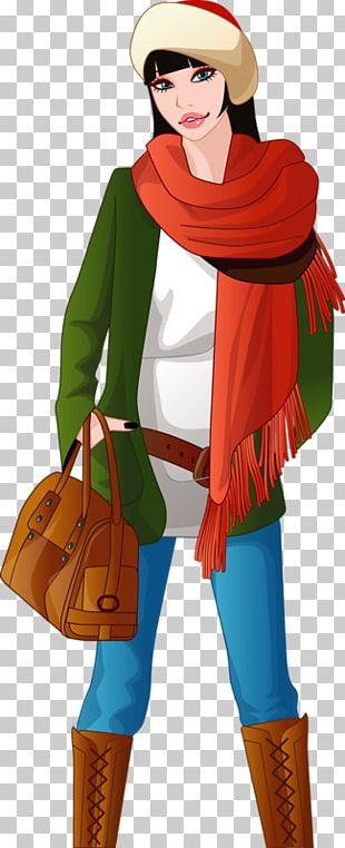 Winter Female Euclidean Woman PNG