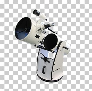 Optical Instrument Dobsonian Telescope Sky-Watcher Goto Dobsonian SynScan Series S118 Optics PNG