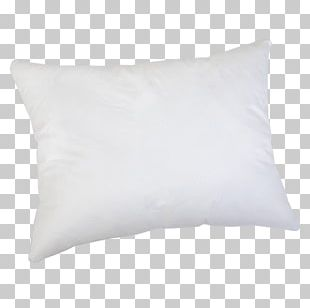 Simple White Pillow PNG