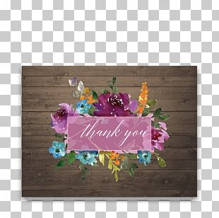 Wedding Invitation Flower Greeting & Note Cards Floral Design PNG