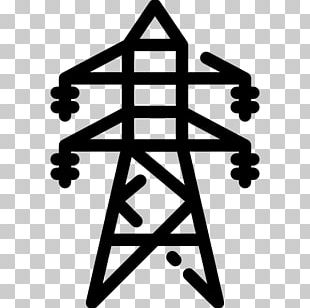 Transmission Tower Electricity Electrical Engineering Computer Icons PNG