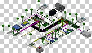 Control System Microcontroller Electronics Electronic Engineering PNG