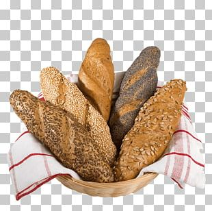 Rye Bread Baguette Brown Bread Whole Grain PNG