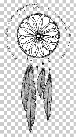 Dreamcatcher Drawing Tattoo PNG