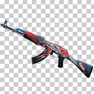 Firearm Weapon Assault Rifle AK-47 PNG