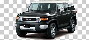 2013 Toyota FJ Cruiser Car Toyota Land Cruiser Toyota Hilux PNG