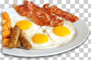 Breakfast Sandwich Bacon Ham Menu PNG